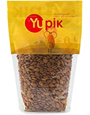 Yupik Almonds 34/36 (Small Size), 1kg, 6 Count