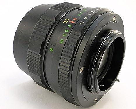 KMZ Helios 44m-4 Russian Lens E-Mount Sony A NEX-5 6 7 7S R7