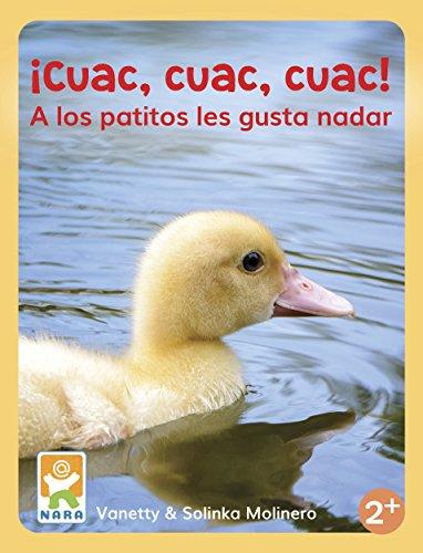 amazon com cuac cuac cuac a los patitos les gusta nadar spanish