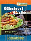 The Ultimate Vegetarian Collection Global Cafe, Darlene Blaney, 0812705017