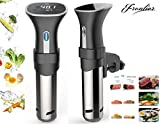 Frontier Sous Vide Cooker, Precise cooking Immersion Circulator, with LED Display 800 Watts