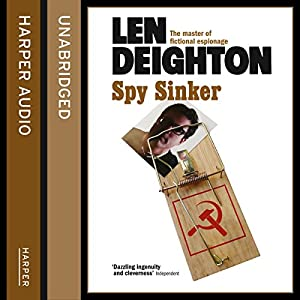 Spy Sinker Audiobook