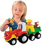 Fisher-Price Little People Tow8217;n Pull Tractor