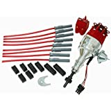 MSD Ignition 84745 RTR Distributor Kit for Small Block Ford 289/302 Crate Motor