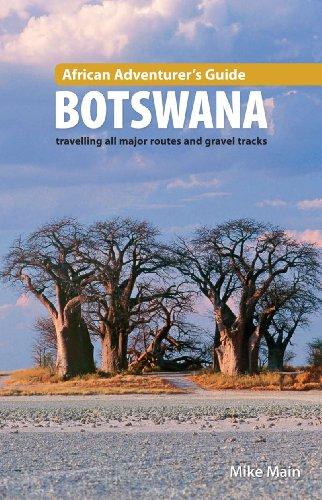 Kalahari Central Reserve Game (African Adventurer's Guide: Botswana)