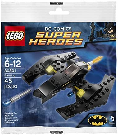 LEGO Super Heroes: Batwing set 30301 (bagged)
