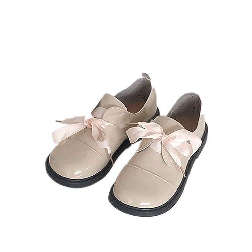 Mocasines Hermana Suave Japonesa Retro Zapatos Pequeños Zapatos De Hadas Zapatos Lindos De Estudiante Colegio Viento Lolita Solo Zapatos Mujeres: Amazon.es: ...