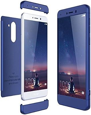 CE-Link Funda para Huawei Honor 6X Rigida 360 Grados Integral ...