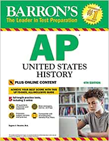 Amazon com: AP United States History: With Online Tests