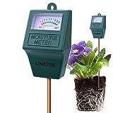 UNIROI Soil Moisture Meter Indoor & Outdoor for Garden, Farm, Lawn Plants UKP02