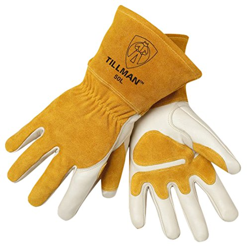 Cowhide Grain Lined Glove - John Tillman 50 M Medium 14