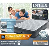 Intex Comfort Plush Elevated Dura-Beam Airbed with