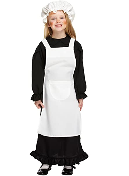 Captivating Bu0026S Trendz Victorian Girl Oliver Twist Fancy Dress Costume Childrens Book  Week: Amazon.co.uk: Clothing