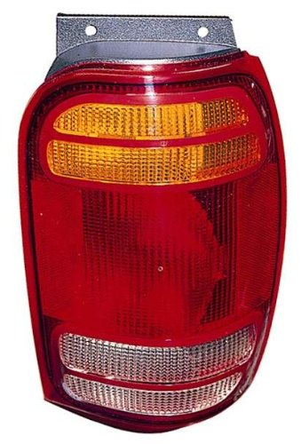 Depo 331-1951L-US Ford Explorer/Mercury Mountaineer Driver Side Replacement Taillight Unit (Radiator Replacement Mercury Mountaineer)