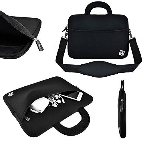 "KOZMICC 11.6 - 12"" inch Laptop Neoprene Carrying Shoulder St"