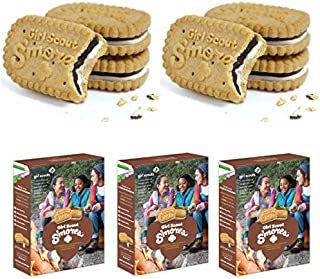 product image for S'mores Girl Scout Cookies - Half Case (6 Boxes) Fresh 2020