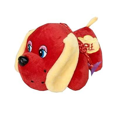 8 pouces grands et mignons cadeaux de chiots farcis pour les enfants et les tout-petits, petite taille, A2