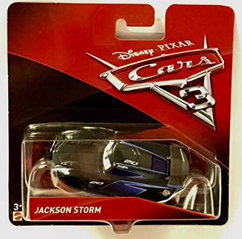 Disney Pixar Cars 3 Jackson Storm Die-Cast Vehicle