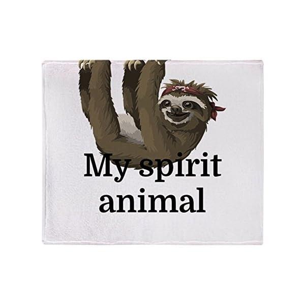 Cafepress My Spirit Animal Soft Fleece Throw Blanket, 50&Quot;X60&Quot; Stadium Blanket -
