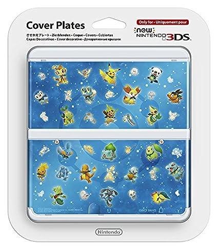 Nintendo - Cubierta Pokémon Mundo Megamisterioso (New ...