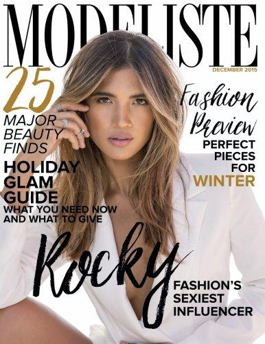 Modeliste: December 2015
