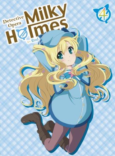 Tantei Opera Milky Holmes 2 Vol.4 [Blu-ray]