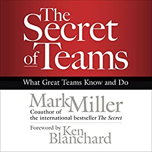 The Secret of Teams Hörbuch