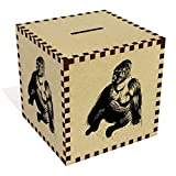 Large 'Sitting Gorilla' Money Box / Piggy Bank (MB00030695)