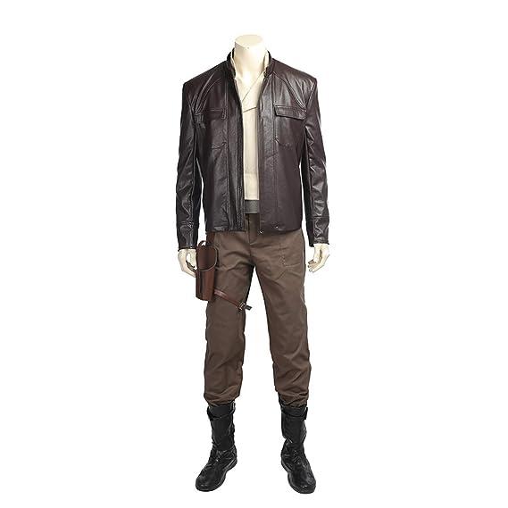 QWEASZER Star Wars 8 The Last Jedi 1: 1 Disfraz Edición ...