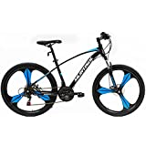 "Murtisol 26"" Mountain Bike 21 Speed Shimano Derailleur Mag Wheel Disc Brake in 3 Color"