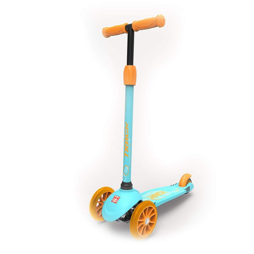 últimos estilos Niños Scooter 2-6 años de de de Edad niños Scooter de Tres Ruedas Flash (Color : A)  a la venta