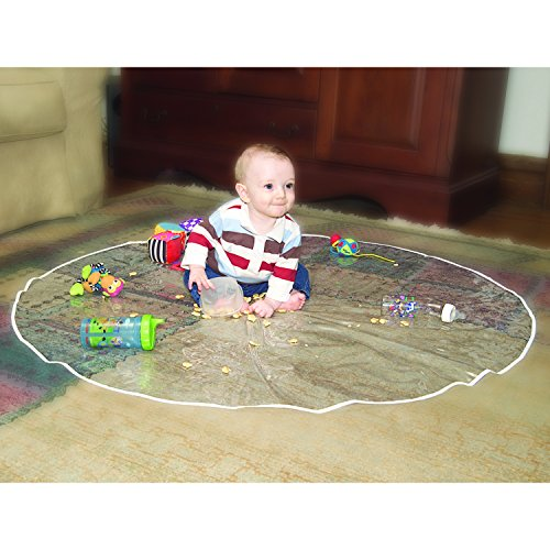 Nuby Floor Mat For Baby Plastic Play Mat Waterproof High
