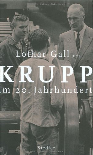 Krupp im 20. Jahrhundert: Vom Ersten Weltkrieg bis zur Gründung der Stiftung