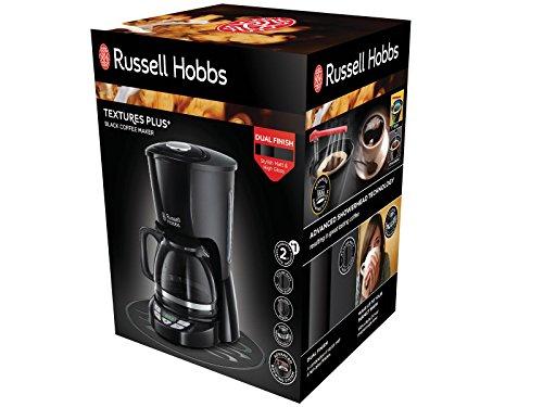 Russell Hobbs 22620-56 Texture Plus Macchina del Caffè, Nero 2