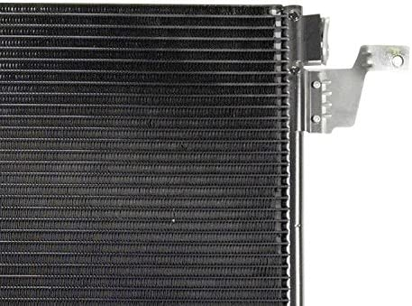 Automotive Cooling A//C AC Condenser For Mercedes-Benz ML500 ML320 3360 100/% Tested