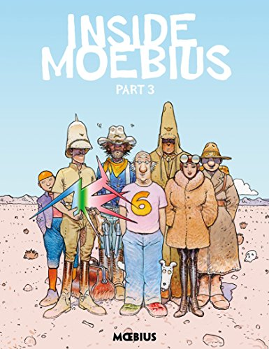 "Working closely with Moebius Production in France, Dark Horse presents the final part of Moebius's Inside Moebius series.In this third and most surreal volume, Jean ""Moebius"" Giraud exists in an expansive, magical desert locale within his subconsciou..."