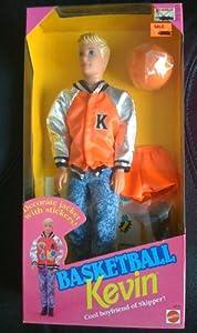Amazon.com: Barbie - Basketball KEVIN Doll Boyfriend of
