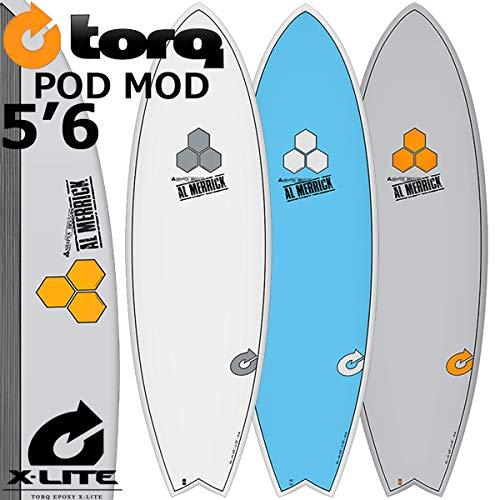超安い TORQ SurfBoard [GRAY TORQ トルク PINLINE] サーフボード POD MOD 5'6 [GRAY PINLINE] AL MERRICK アルメリックサーフボード B07CJ5WYB4, MISONOYA:9eb3e079 --- ciadaterra.com
