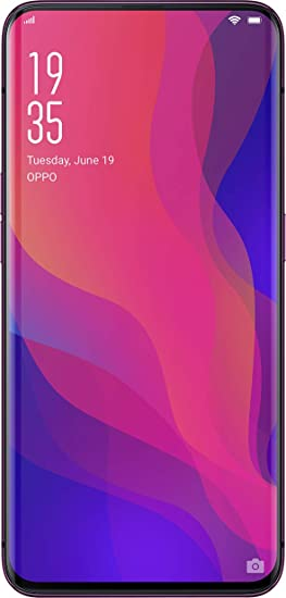 Oppo Find X Bordeaux Red Gb Ram Gb Storage With Offer