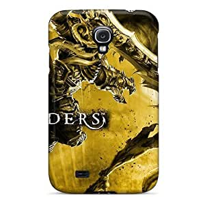 Cute Appearance Cover/tpu Darksiders 2010 Game Case For Galaxy S4