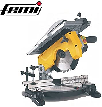 Fox F36-075 - Ingletadora con mesa superior. Ø Disco: 210mm ...