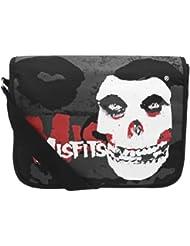 Misfits - Skull In Skull Messenger Bag