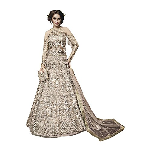 Bereit Größe 32 bis 46 Bollywood Anarkali Salwar Kostüm ...