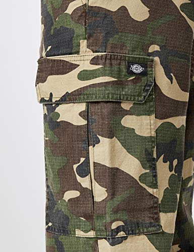 York Cargo Uomo New Pantaloni camouflage Da Dickies Multicolore wftP5t
