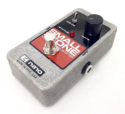 electro harmonix small stone nano analog phase shifter guitar effects pedal digital guitarist. Black Bedroom Furniture Sets. Home Design Ideas