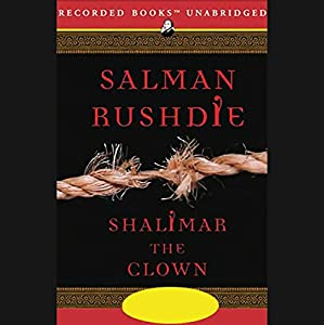 Shalimar the Clown Audiobook
