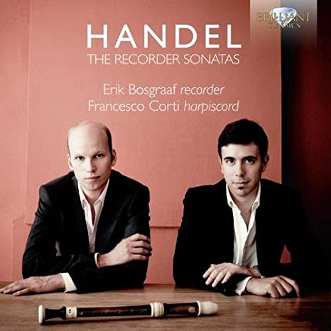 Amazon | Handel: The Recorder ...