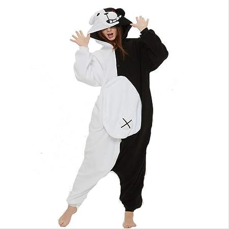 Oso Adulto Kigurumi Onesies Cosplay Disfraz Anime 3D Pijamas ...