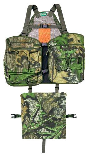 Primos Strap Turkey Vest, Medium/Large, Mossy Oak Obsession (Turkey Vest)