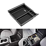 Seven Sparta Center Console Organizer for Toyota Tacoma 2016 2017 2018 Insert ABS Tray Armrest Box Secondary Storage …